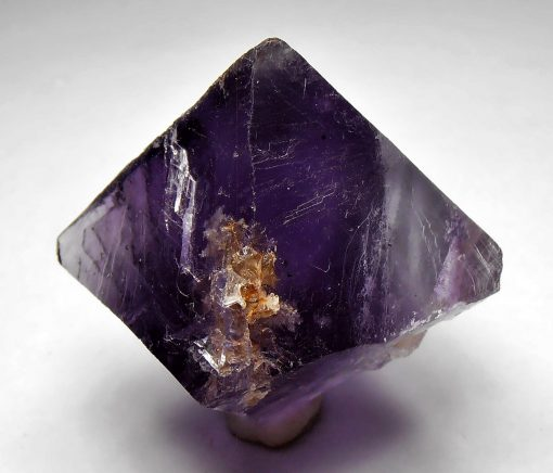 Fluorite Cleavage from Illinois (15) - Cave in Rock