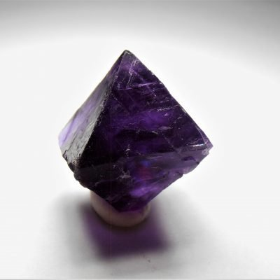 Fluorite Cleavage from Illinois (9) - Cave in Rock