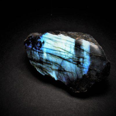 Labradorite - Three Inch Polished Freeform from Madagascar
