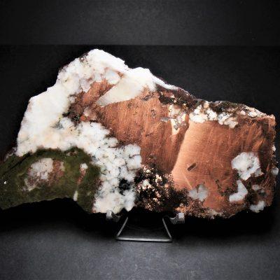 Copper - Copper Vein filled Slab fom the Central Mine