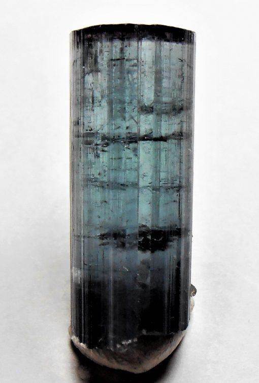 Tourmaline - Indicolite Crystal - Pedeneira Claim
