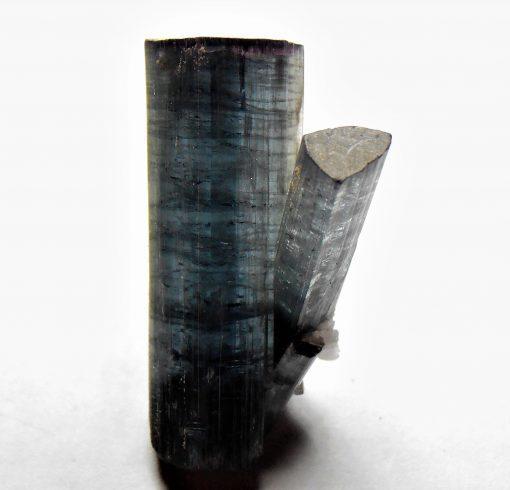 Tourmaline - Double Terminated Elbaite Crystals- Pedeneira Claim