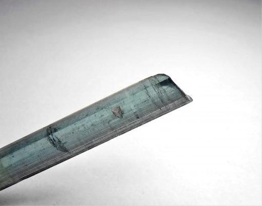 Tourmaline - Blue and Green Elbaite Crystal - Pedeneira Claim