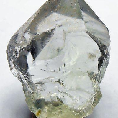Praziolite - Gem Green Amethyst Crystal from Ceara