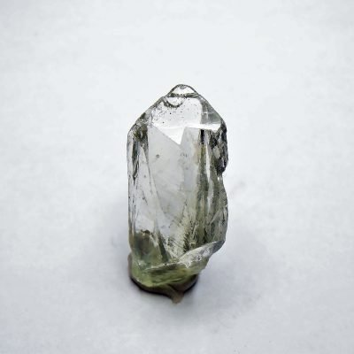 Praziolite - Gem Green Amethyst Crystal from Ceara