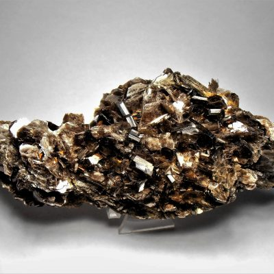 Muscovite Crystal Plate from Hiddenite, North Carolina