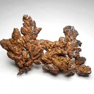 Copper Crystals from The Dzhezkazgan District