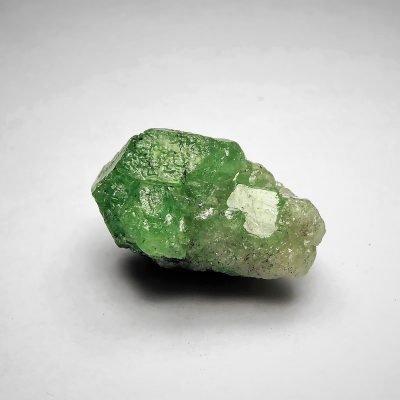 Tsavorite Garnet Crystals from the Merelani Hills