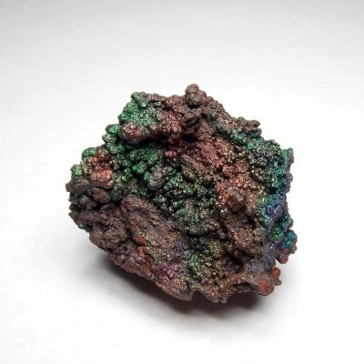 Hematite on Kyanite From the Graves Mountain Mine