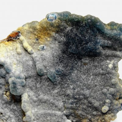 Plumbogummite - Crystalline Botryoidal Deposits from the Yangshou Mine
