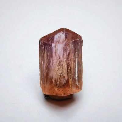 "Topaz - ""Imperial Topaz"" with Rarer Pink Color - Ouro Preto"