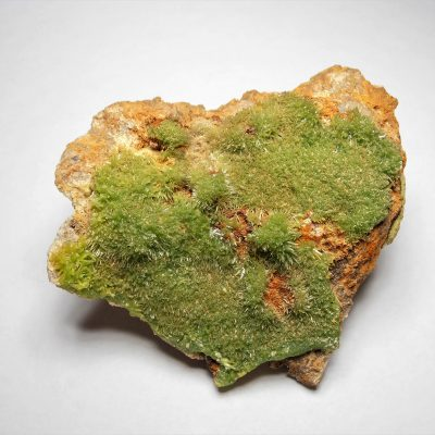 Pyromorphite - Older Stock from the Daoping Mine