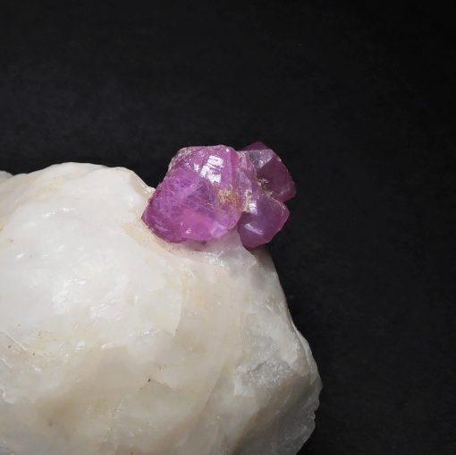 Ruby - Complex Crystal from the Jagdalek Ruby Deposit