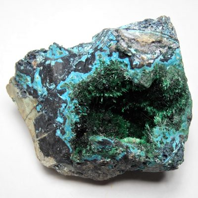 Malachite - Exceptional Fibrous Display from