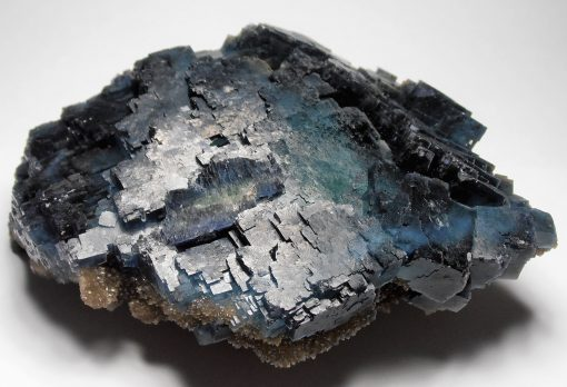 Fluorite - Blue & Green Complex Crystals from the Fujian Province
