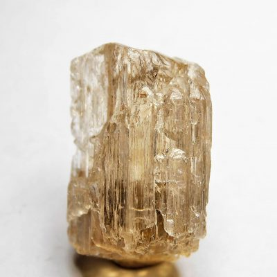 Scapolite variety Marialite Crystal from Espirito Santo