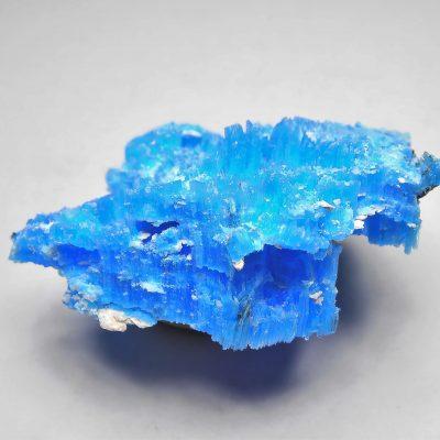 "Chalcanthite - ""Electric Blue Translucency - Planet Mine"