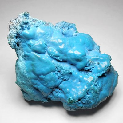 Cornetite / Chrysocolla Mix from the Star of the Congo Mine