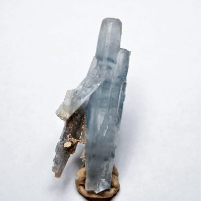 Barite or Baryte - Parallel Crystal Twins from Stoneham