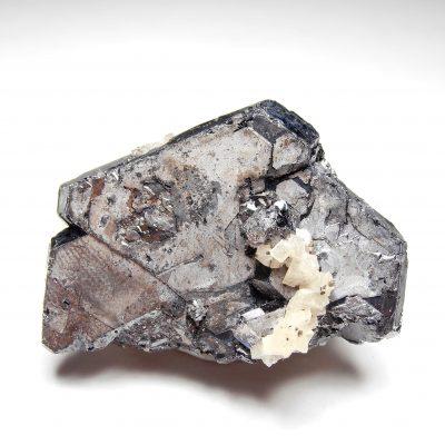 Galena - Spinel Crystal Twinning - Fletcher Mine, Missouri