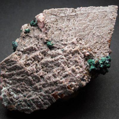 Cobaltoan Dolomite Pseudomorph of Dolomite - Mashamba West Mine