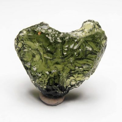 Moldavite Tektite - 2.9 grams - Bohemia