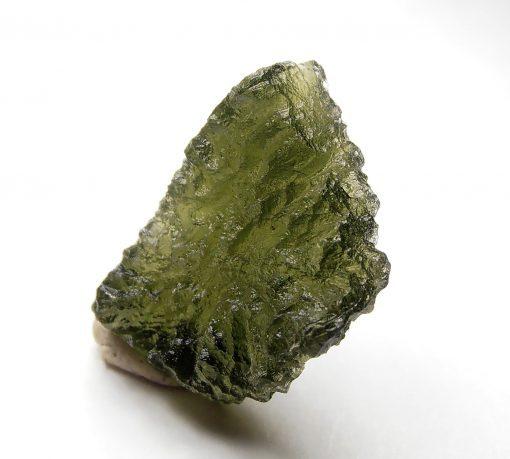 Moldavite Tectite from South Bohemia - 4.2 grams