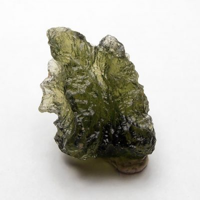 Moldavite Tektite from South Bohemia - 1.3 gram
