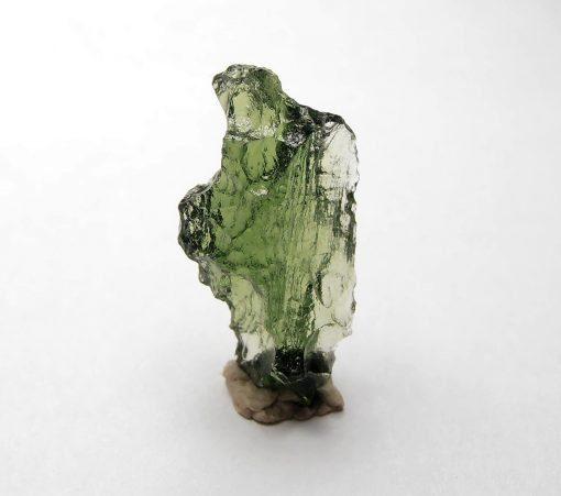 Moldavite Tektite from South Bohemia - 1 gram