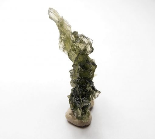 Moldavite Tektite from the Besednice Area - 2 grams