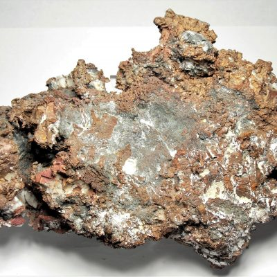 """Copper - Large 6 1/2"""" Crystalline Vein from Pennsylvania"""