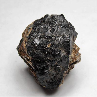 Samarskite (Y) from Mitchell County, North Carolina