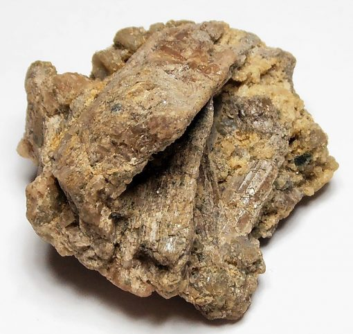 Childrenite and Eosphorite Crystal Cluster from Linopolis