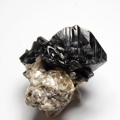Cassiterite Crystal Twins Pingwu - Sichuan Province