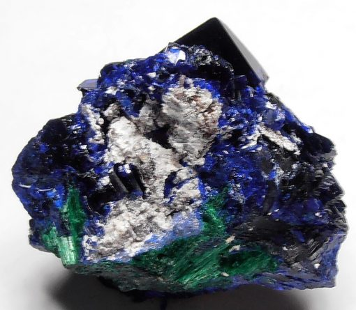 Azurite - 1 1/4 inch cluster from the Milpillas Mine
