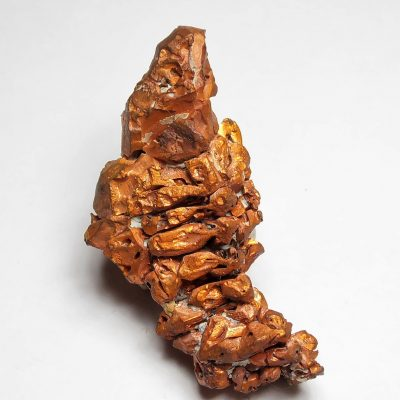 Copper Crystal combinations from the Chino Mine, Santa Rita