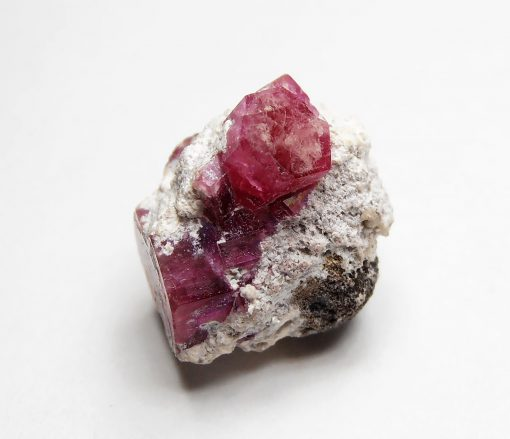 Red Beryl Crystal Cluster - Ruby Violet Claims