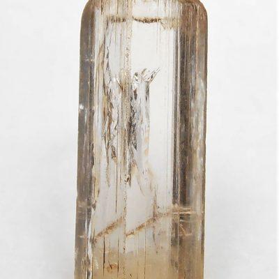 Topaz - Gem Crystal From Ouro Preto, Minas Gerais