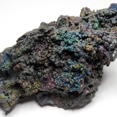 Hematite - Colorful Deposits from the Graves Mountain Mine