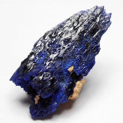 Azurite - Complex Crystal from Kerrochene