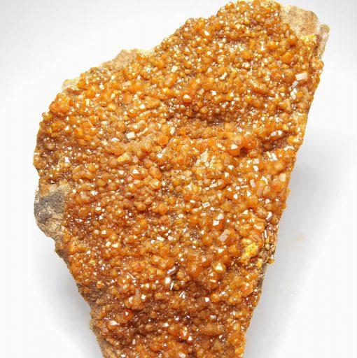 Vanadinite Crystals from the J.C. Holmes Mine, Arizona