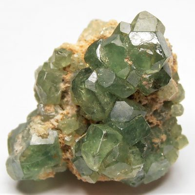 Demantoid Garnets from the Antsiranana Province