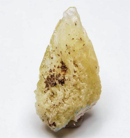 Brazilianite Crystal from Linopolis, Divino das Laranjeiras