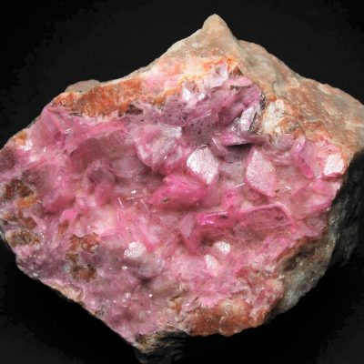 Cobaltoan Calcite from the Katanga Copper Crescent, Katanga