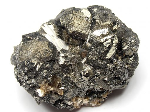 Tetrahedrite - Complex Crystals from the Hunan Province
