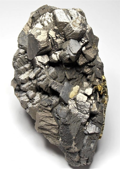 Arsenopyrite Crystal Plate from the Yaogangxian Mine