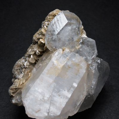 Beryl - Variety Aquamarine from the Sichuan Province