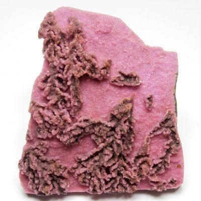 Cobaltoan Calcite - Unusual morphology from Katanga
