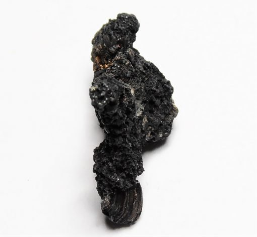 Silver on Acanthite from the Hongda Magnesium Mine