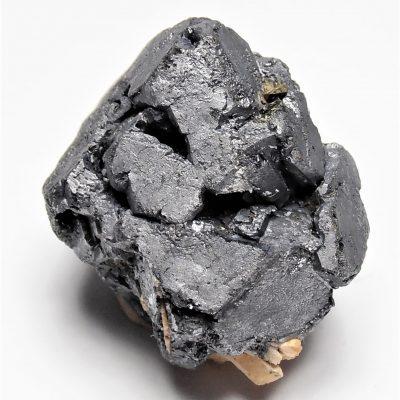 Galena - Dipyramidal Octahedron from Picher Field, Oklahoma